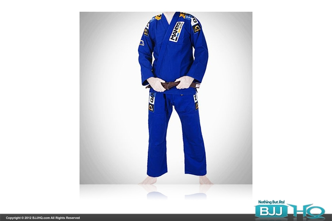 Manto 30 Blue Gi
